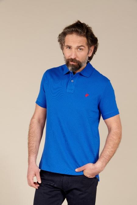 Polo Lover coton ocean