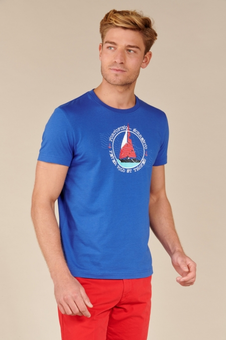 T-shirt Story océan