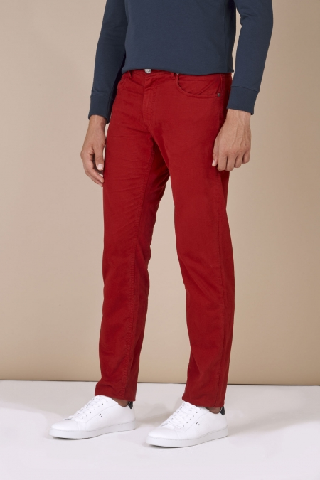Pantalon new bolognia rio red