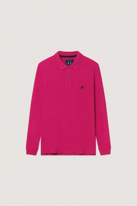 Polo Tom fushia