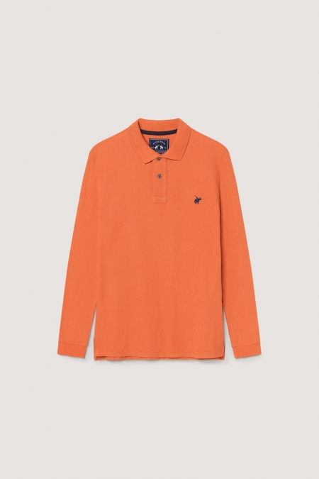 Polo Tom orange
