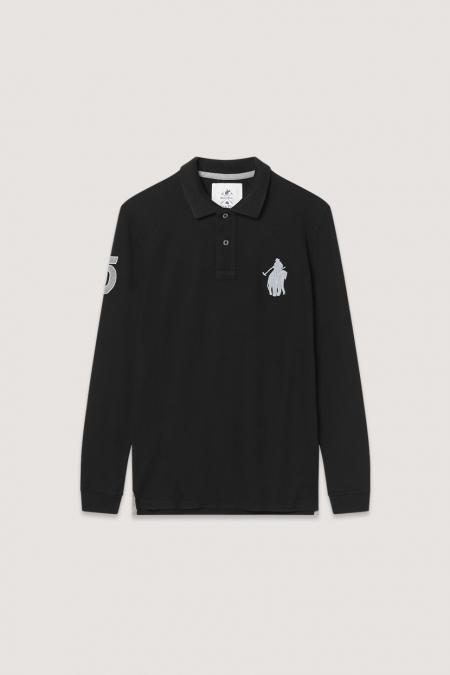Polo Jojo noir