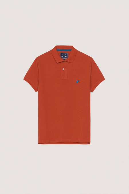 Polo Lover brique