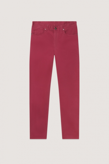Pantalon New Bolognia burgundy