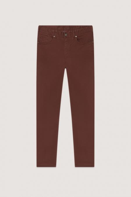 Pantalon New Bolognia cacao