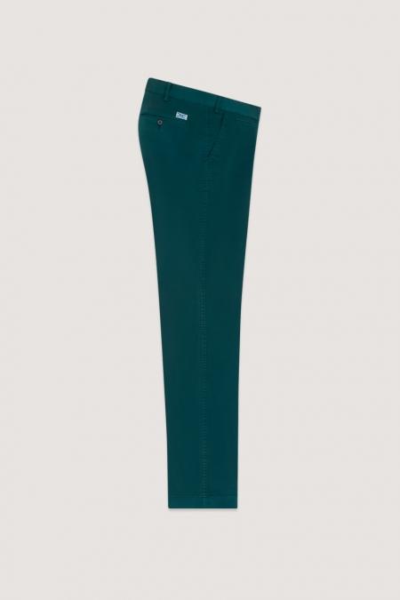 Pantalon chino Gallen sapin