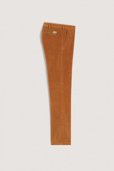 Pantalon cargo Baptist roux