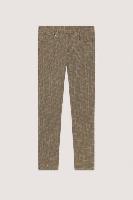 Pantalon flanelle Foster Kraft