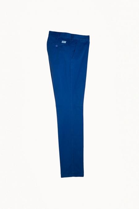 Pantalon Chino Fox océano