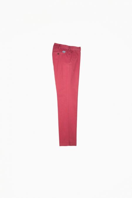 Pantalon Chino Fox raspberry