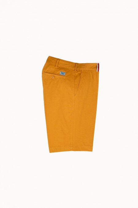 Short coupe chino Duc curcuma