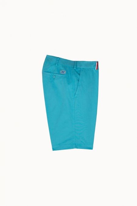 Short coupe chino Duc lagon