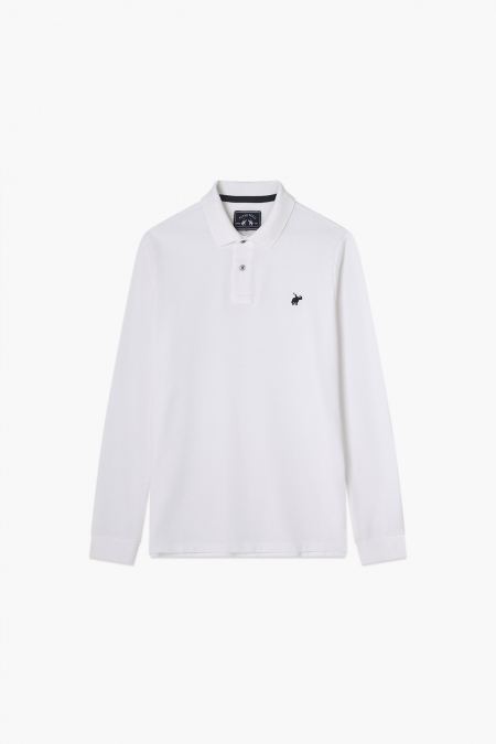 Polo Tom Ecru