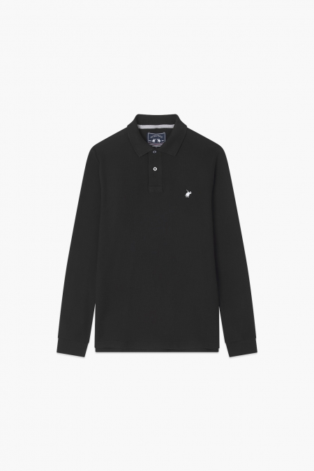 Polo tom noir