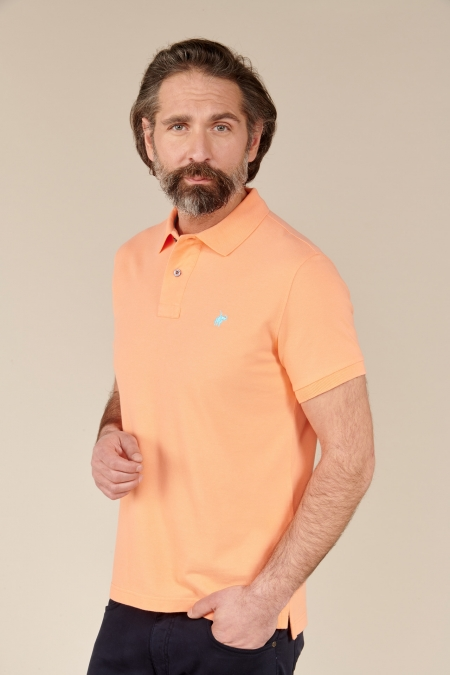 Polo Lover coton melon
