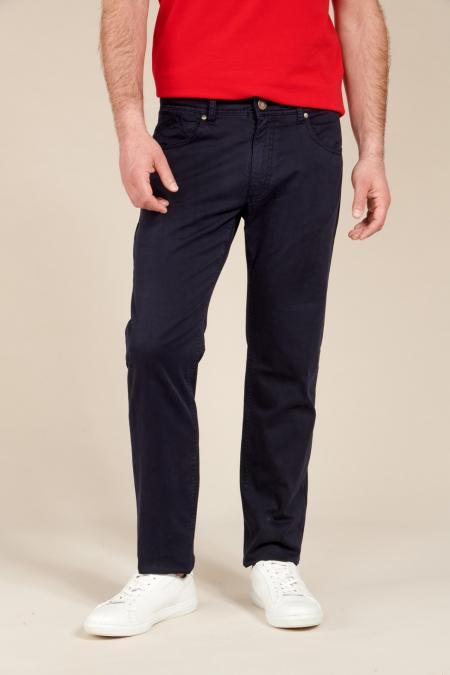 Pantalon basique Presto marine