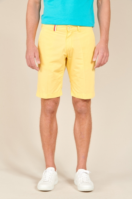 Short coupe chino Duc soleil