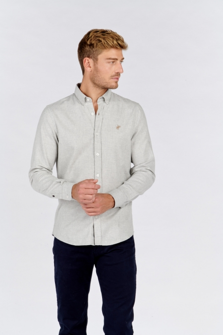 Chemise flannelle Brook