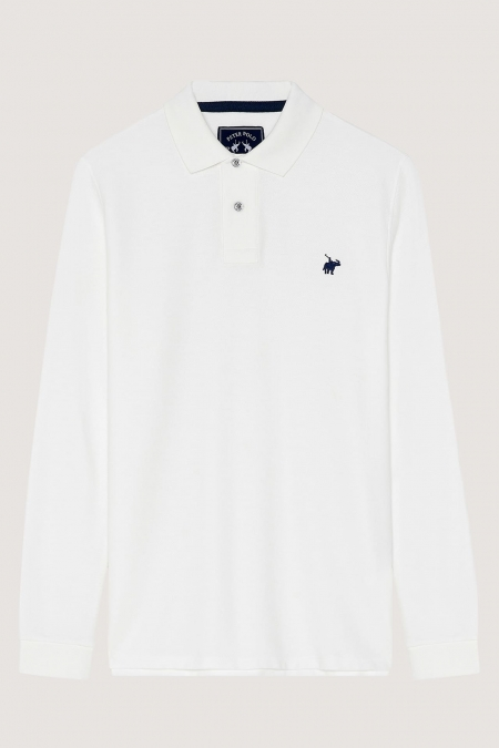 Polo Tom manches longues